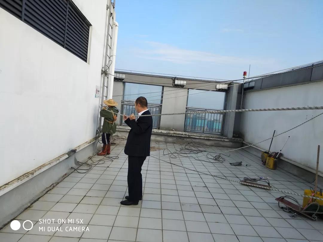 写字楼高空外墙清洗安全保证