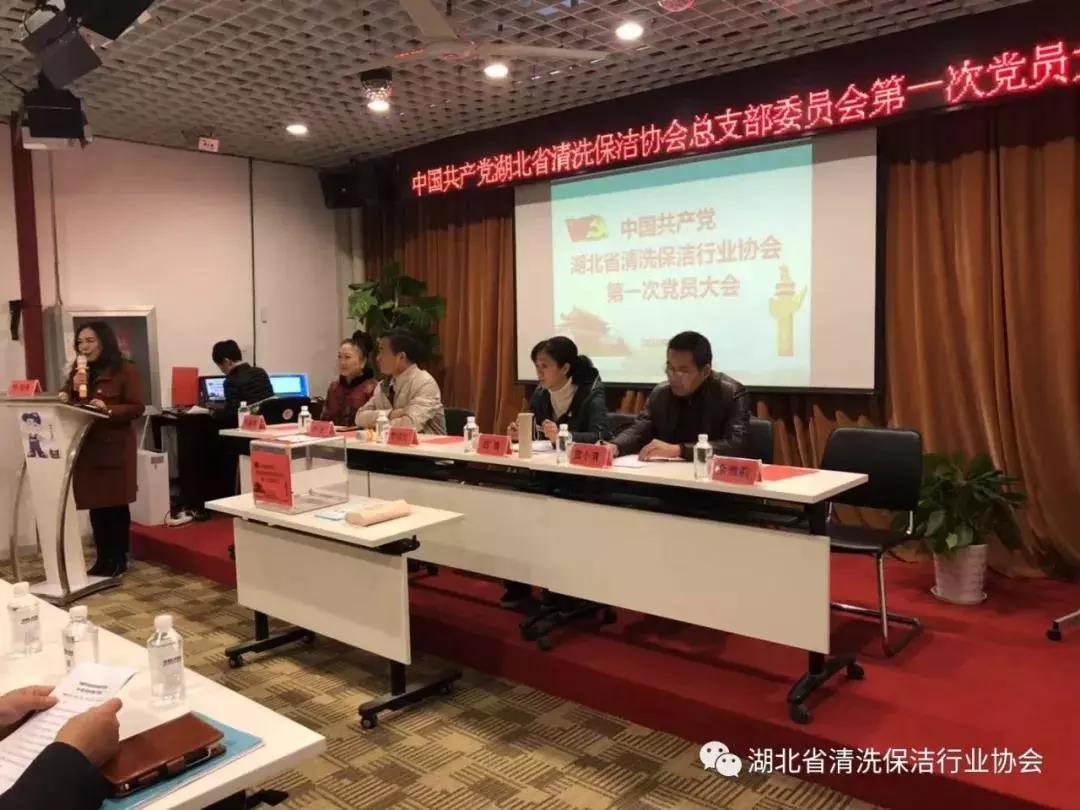 中共湖北省外墙清洗保洁行业协会